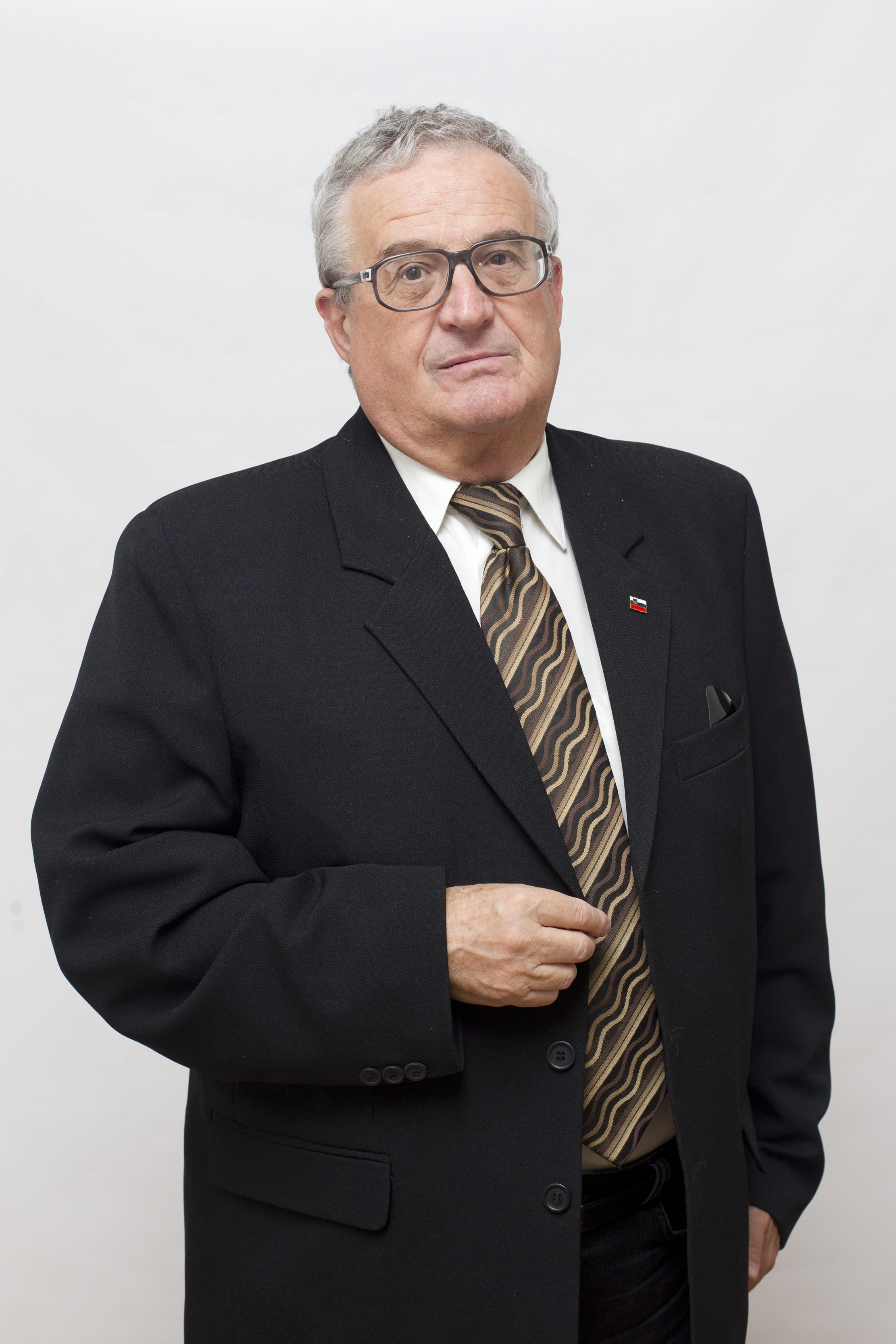 Assistant professor dr. Peter Pavel Klasinc